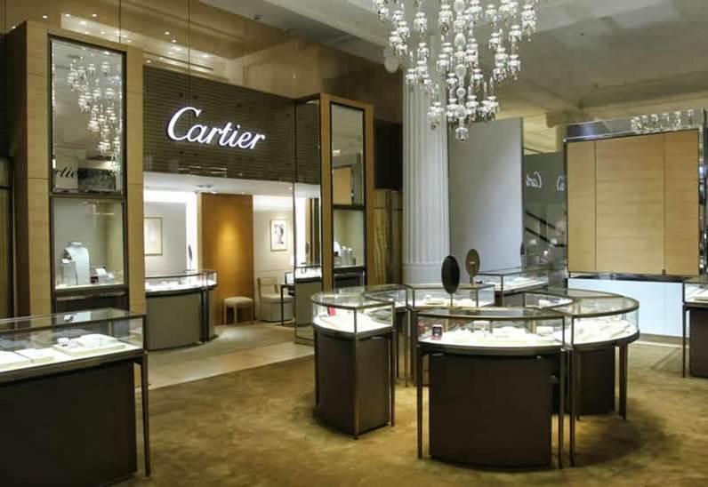 Boutique de luxe julie doubesky architecte - Quincaillerie paris 16 ...
